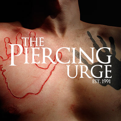 The Piercing Urge Melbourne website upgrade, design, development and marketing.