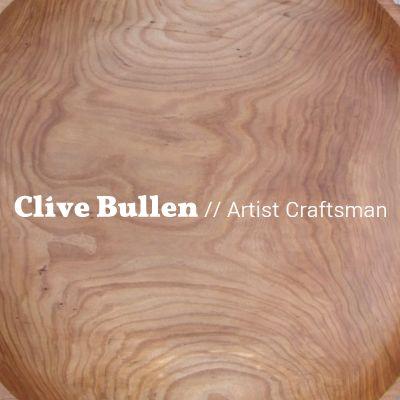 Clive Bullen Artist Craftsman, website preview.