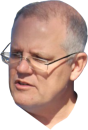 Scott Morrison looking perplexed and saying what?